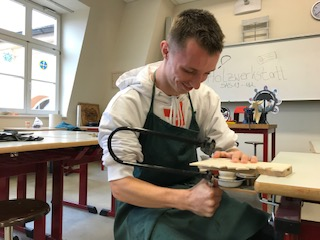 Die Holzwerkstatt in Lernfeld SL05 der Sozialassistenz