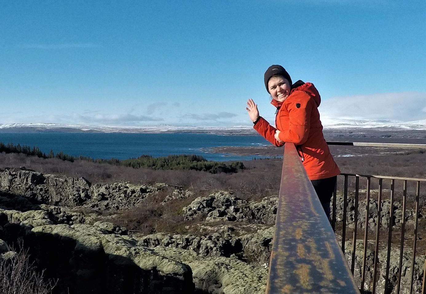 Auf dem Weg zur Europaschule – Praktikum in Island