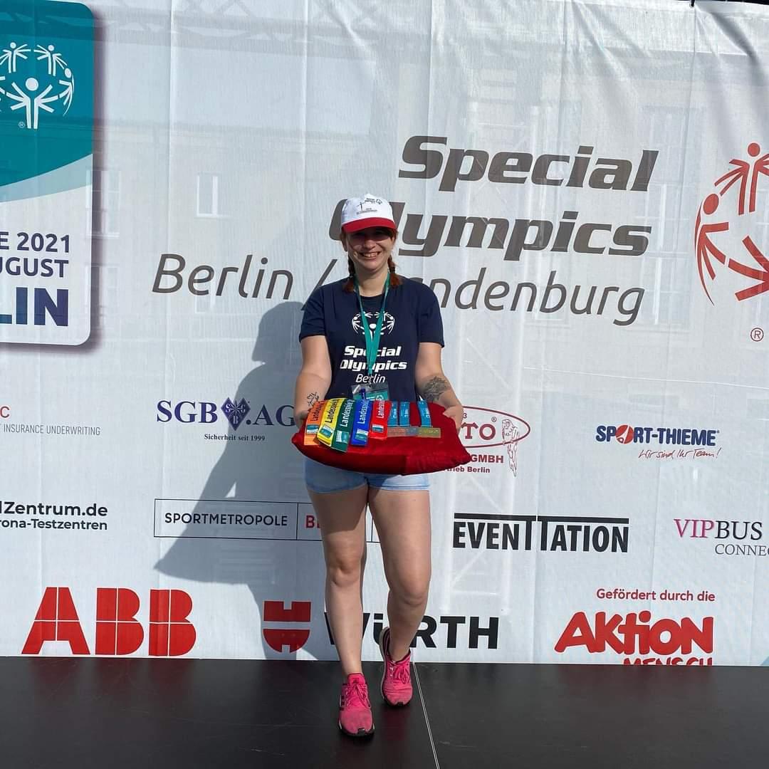 Special Olympics Berlin/Brandenburg – wir waren dabei!